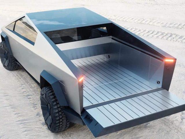 Tesla Cybertruck : Il faut des tripes pour aller à contre-courant…