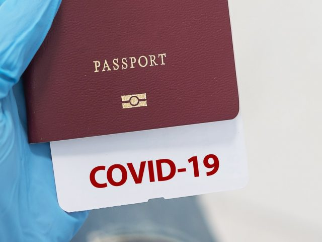 Le projet de passeport de santé numérique qui indique que vous avez reçu votre vaccin Covid-19 se concrétise.