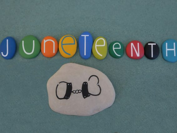 Juneteenth, the oldest nationally celebrated commemoration of the ending of slavery in USA